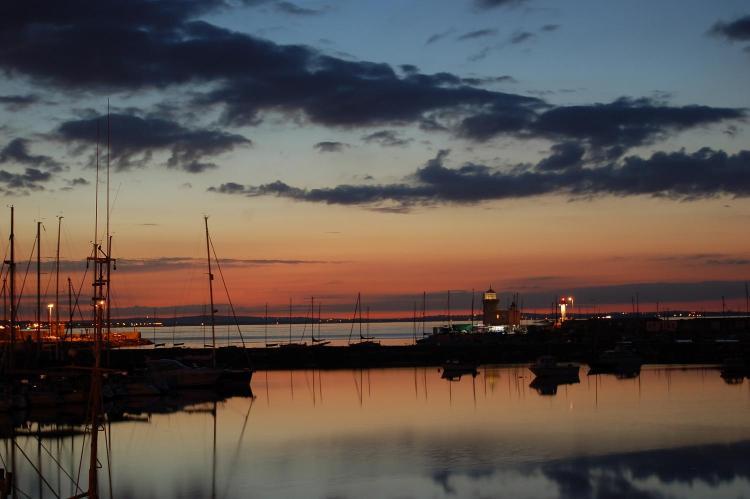 East Pier, Howth, Co. Dublin.