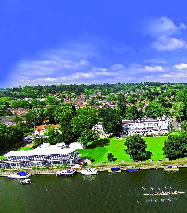Phyllis Court Drive, Henley-on-Thames RG9 2HT, England.
