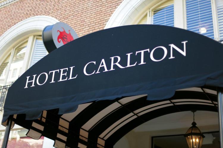 Hotel Carlton Review San Francisco United States Travel