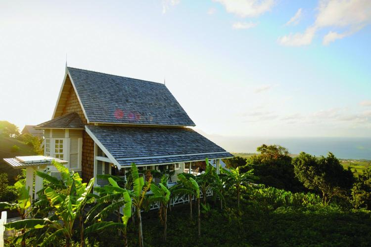 Kittitian Hill, St Paul, St Kitts.