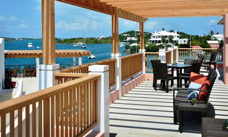 76 Pitts Bay Road, Pembroke, Hamilton HM 08, Bermuda.