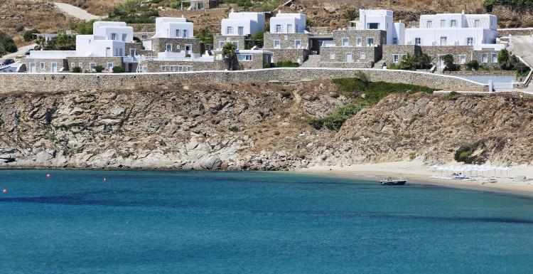 Kalo Livadi, Mykonos 84600, Greece.