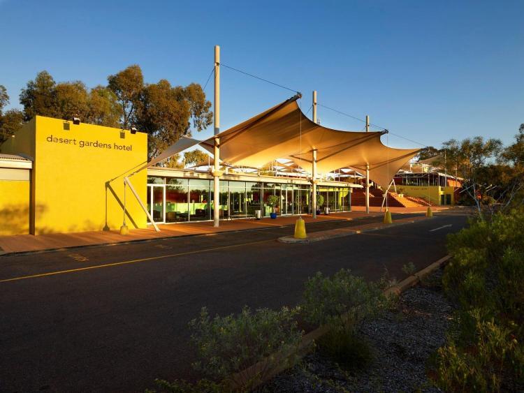 1 Yulara Drive, Yulara, Northern Territory, Australia.