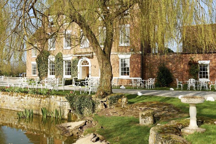 Corse Lawn, near Tewkesbury, Gloucestershire, GL19 4LZ, England.