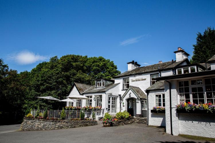 Crook Road, Windermere, Cumbria LA23 3NF, England.