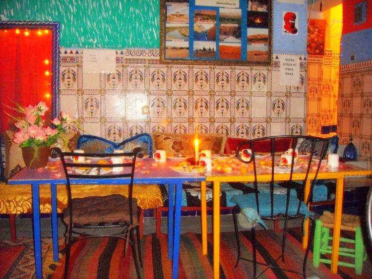 erb Sabai 13, Rue el Ksour, Medina, 40000 Marrakech, Morocco.
