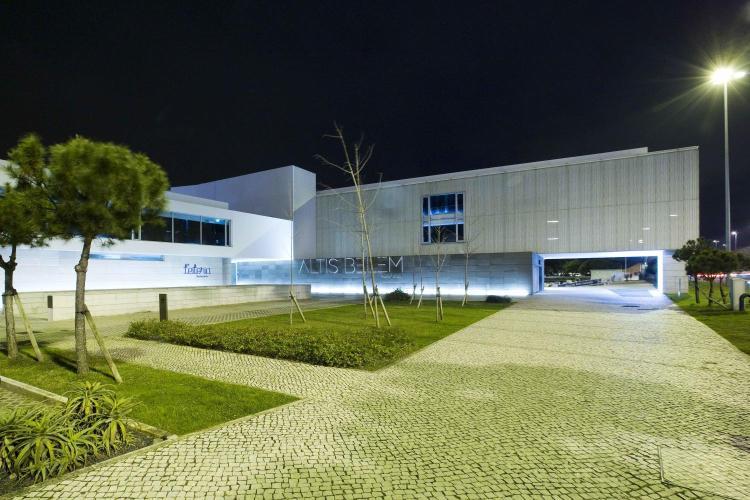 Doca do Bom Sucesso, Lisbon, Portugal.