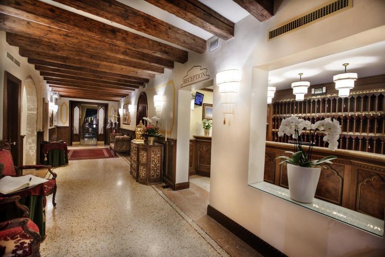 Fondamenta Della Sensa Cannaregio 3319, 30121, Venice.