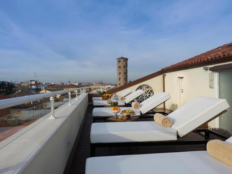 Via di Roma 45, 48121 Ravenna RA, Italy.