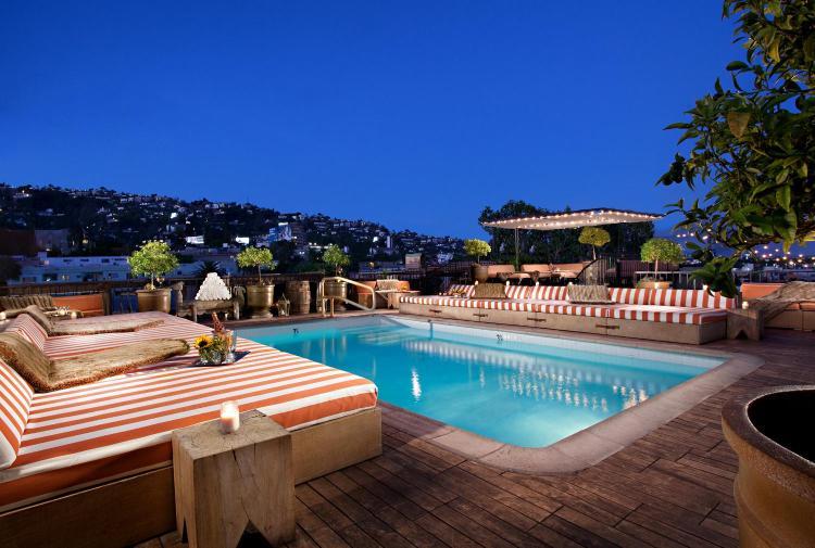 8822 Cynthia Street West Hollywood, CA 90069, United States.
