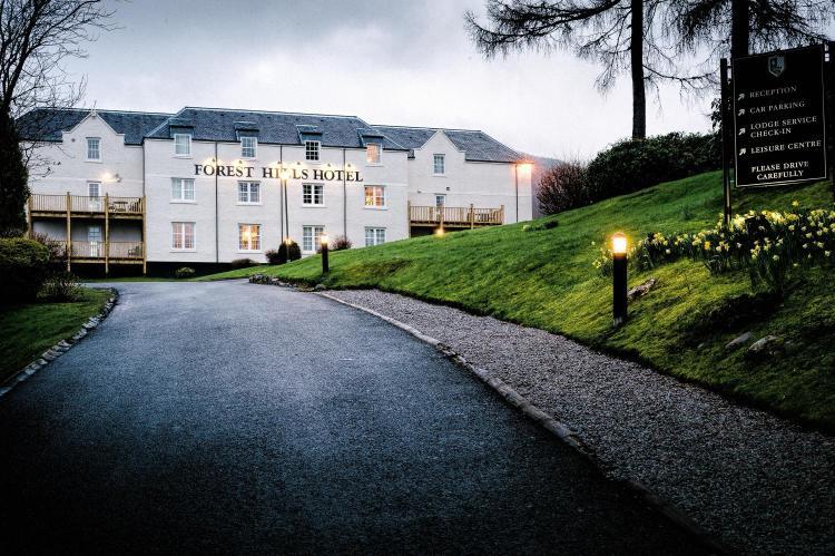Kinlochard, The Trossachs, Aberfoyle, Stirlingshire, FK8 3TL, Scotland.