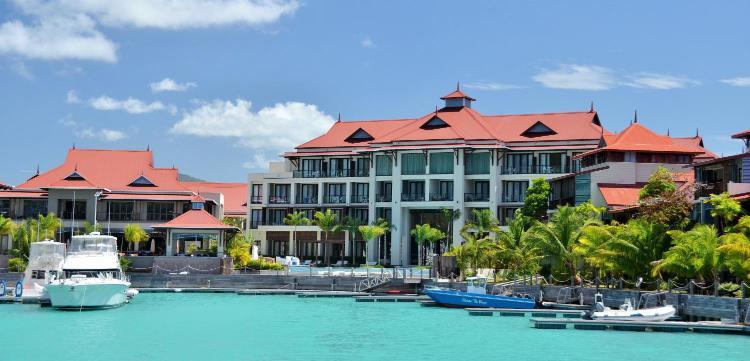 Eden Island, Mahé, Seychelles.
