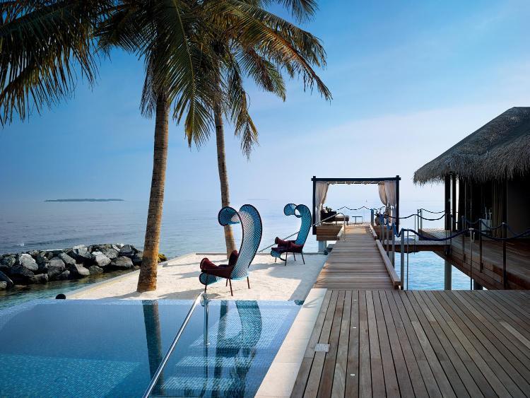 Velaa Private Island, Noonu Atoll, Maldives.