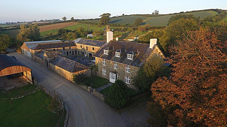 Tidwell Farm, Ashburton,  Devon TQ137LY, England.