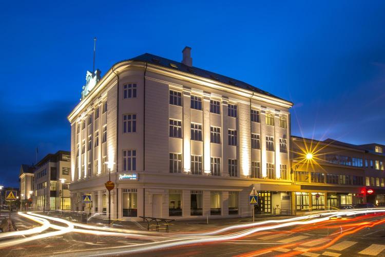 Posthusstraeti 2, 101 Reykjavik, Iceland.