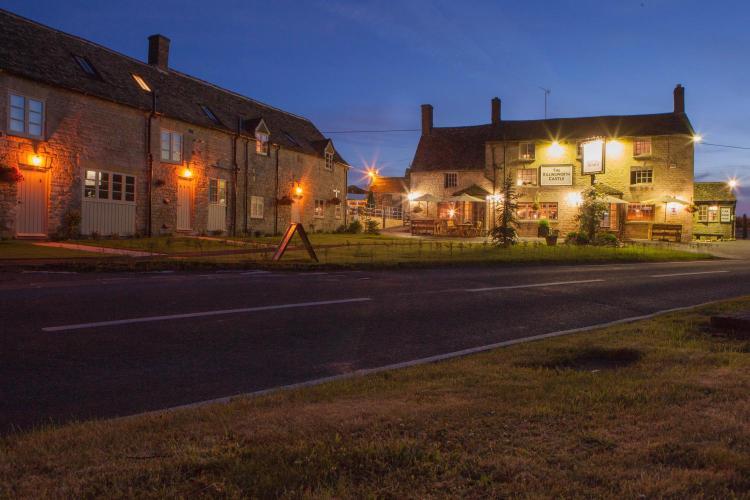 Glympton Road, Wootton Oxfordshire OX20 1EJ