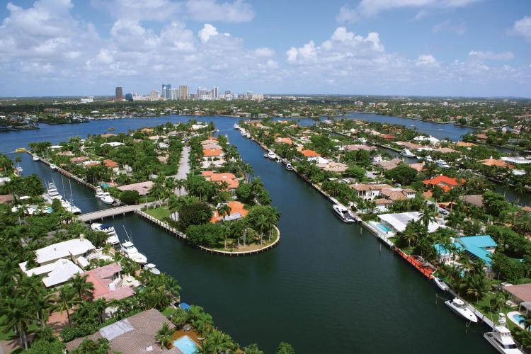 505 North Fort Lauderdale Beach Boulevard, Fort Lauderdale, Florida, United States.