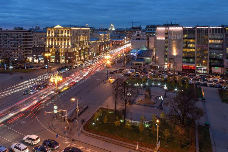 Strastnoy boulevard 2, Moscow 125009, Russia.