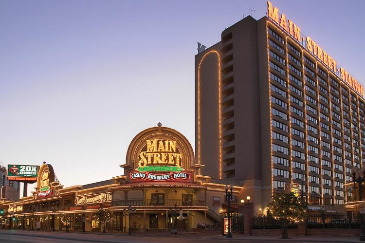 200 North Main Street, Las Vegas, NV 89101, United States.