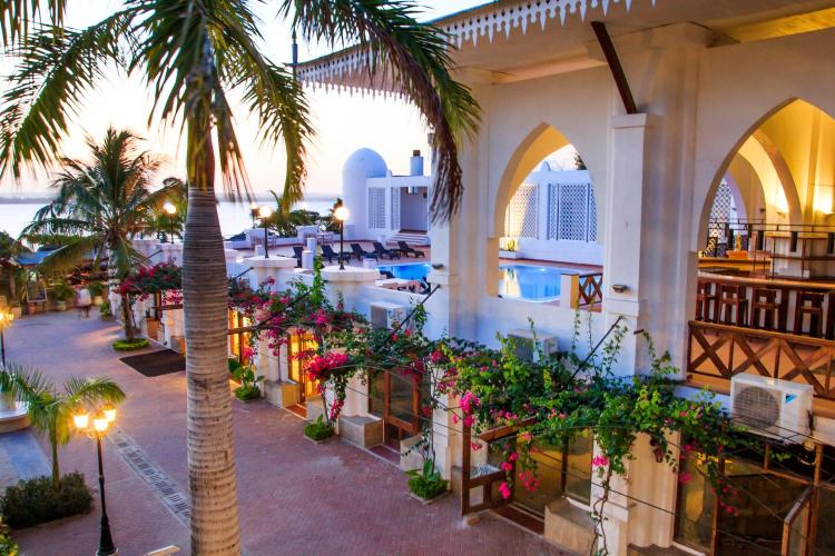 Yacht Club Rd, Dar es Salaam, Tanzania.