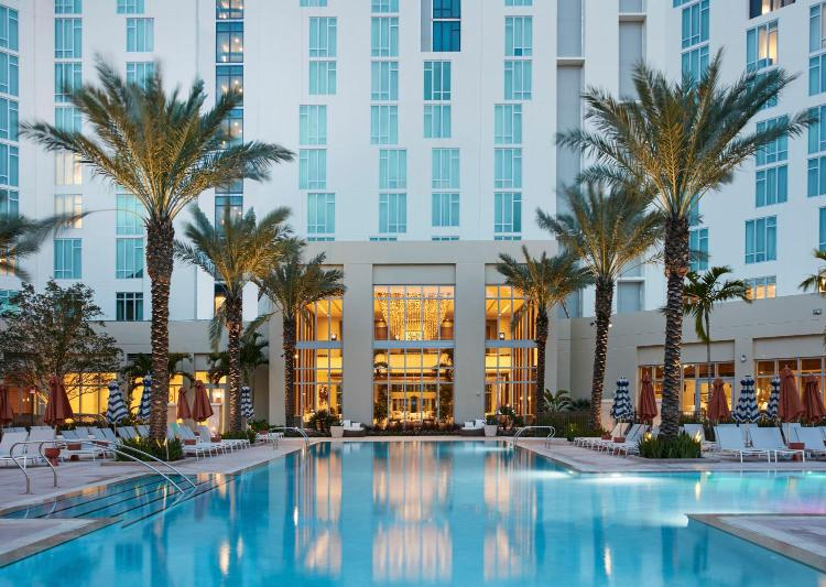 600 Okeechobee Boulevard, Palm Beach, Florida, United States.
