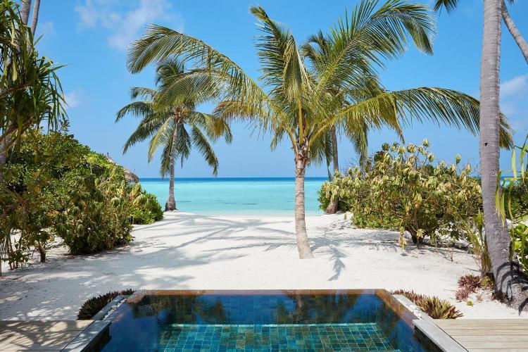 Gaafu Dhaalu Atoll, Maldives.