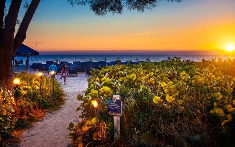 6000 Gulf Boulevard, St Pete Beach, Florida 33706, United States.