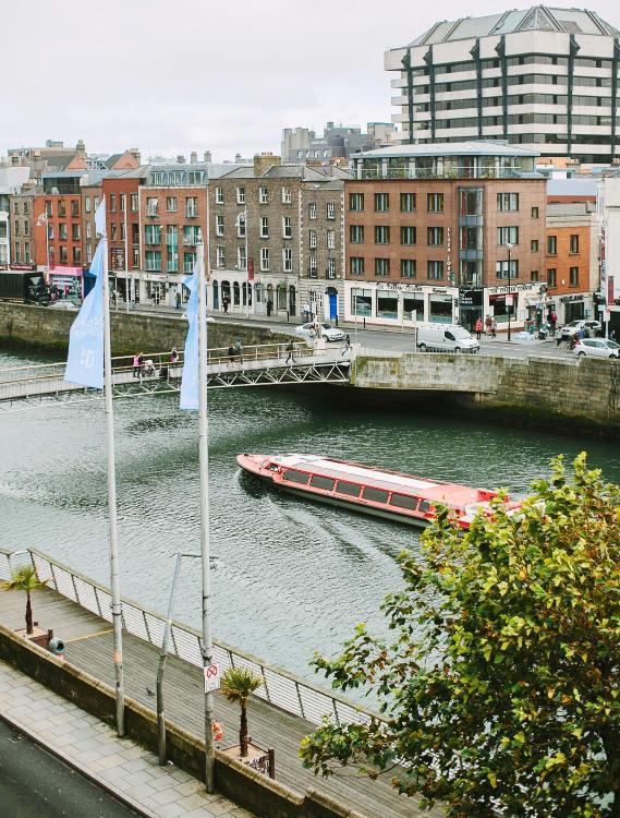 Ormond Quay, Dublin, D1, Ireland.