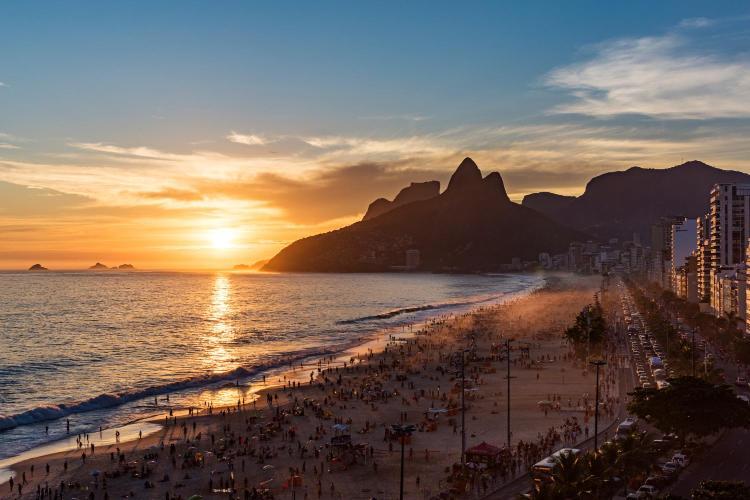 Avenida Vieira Souto, 80, Rio de Janeiro, 22420-000, Brazil.