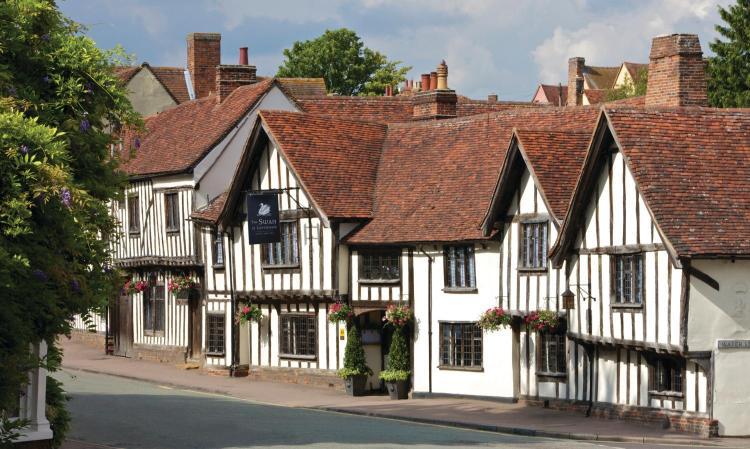 High Street, Lavenham, Suffolk, England, United Kingdom, CO10 9QA.
