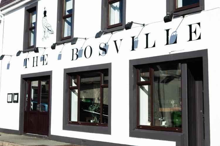 Bosville Terrace, Portree IV51 9DG, Scotland.