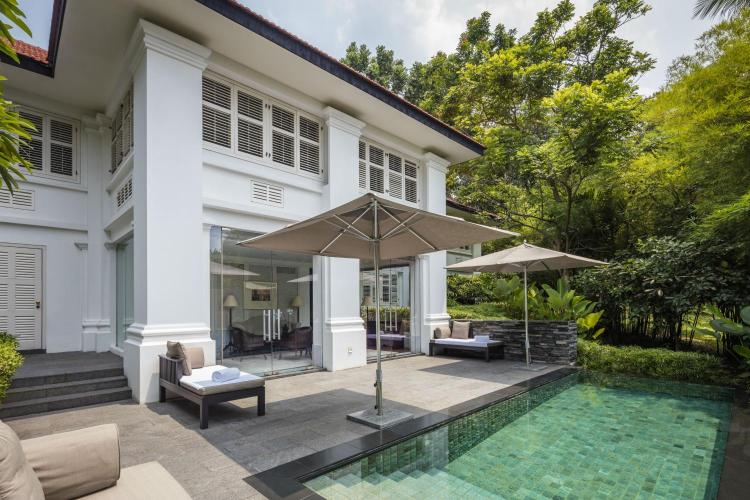 1 The Knolls Sentosa Island, 098297, Singapore.