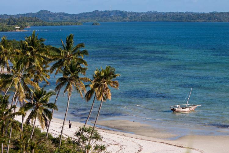 Wambaa Peninsula, Tanzania.