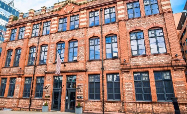 Great John Street, Manchester, England, United Kingdom, M3 4FD.