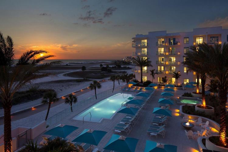 10800 Gulf Blvd., Treasure Island, Florida 33706, United States.