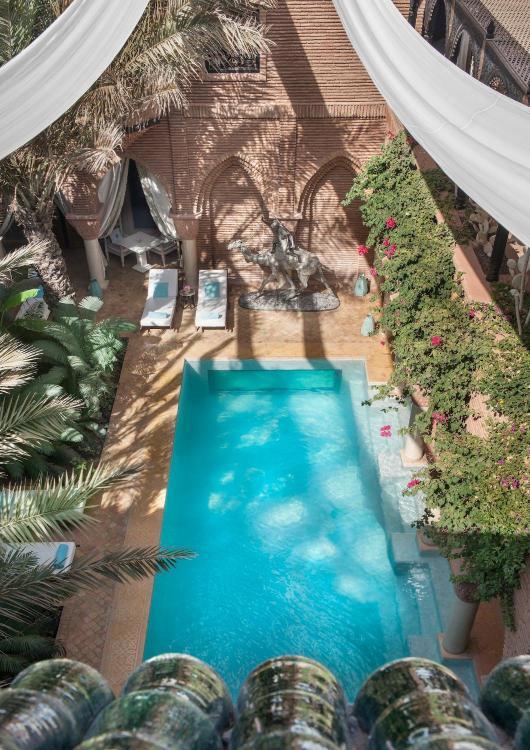 403 Rue de La Kasbah, Marrakech 40000, Morocco.