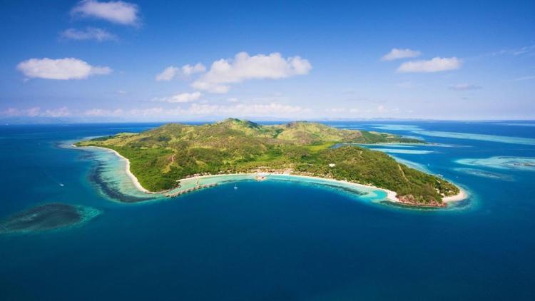 Malolo Island, Mamanuca, Fiji.