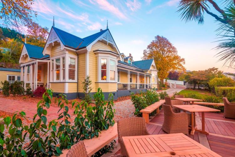 68 Ballarat Street, Queenstown 9300, New Zealand.