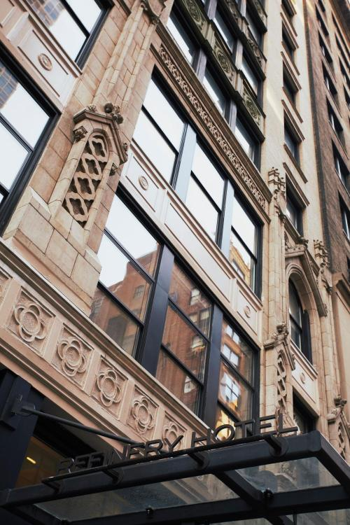 63 West 38th Street, New York, 10018.