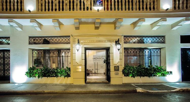 Calle de Vélez Danies No. 4 39, Cartagena, Colombia.
