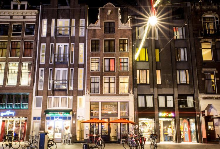 Damrak 50, Amsterdam, 1012 LL, Netherlands.