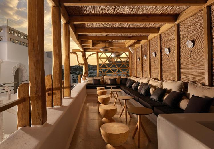 Kensho Boutique Hotel & Suites, Ornos Beach, 84600 Mykonos, Greece.