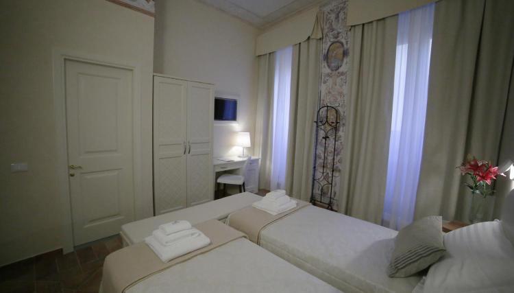 Via Condotta 4, Florence, Italy.