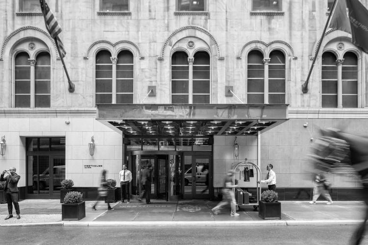 201 West 55th Street, New York, 10019, United States.