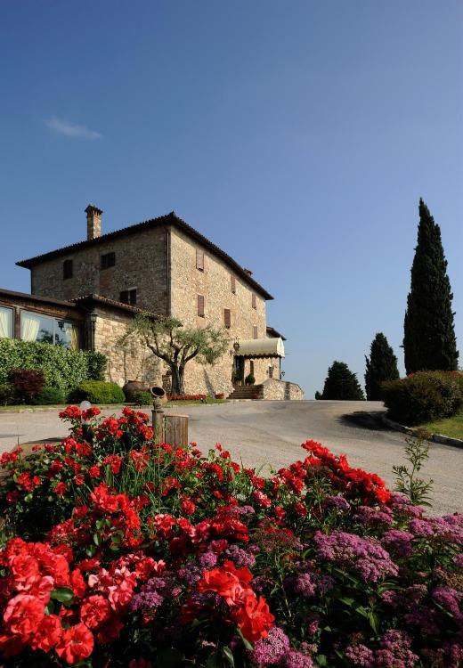 Frazione Collevalenza, 06050 Todi PG, Italy.