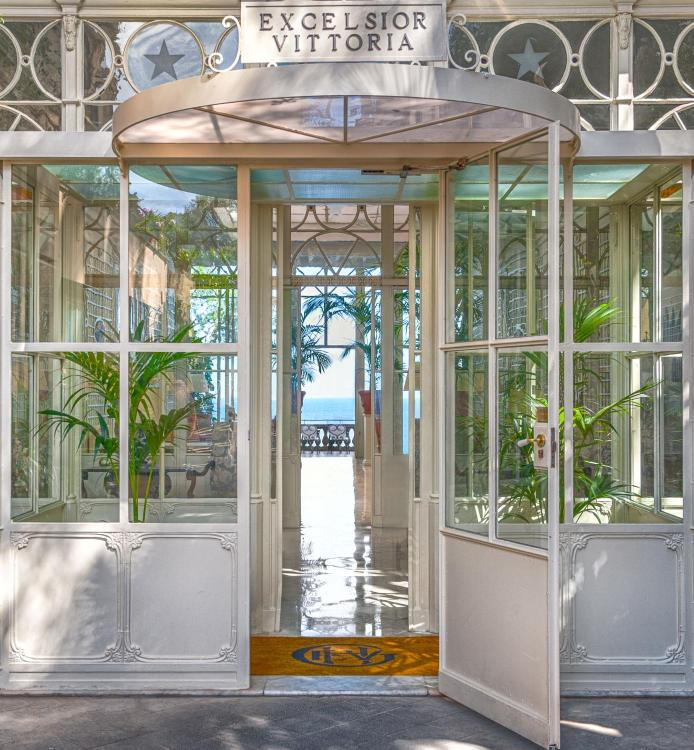 Grand Hotel Excelsior Vittoria Review Sorrento Italy Travel