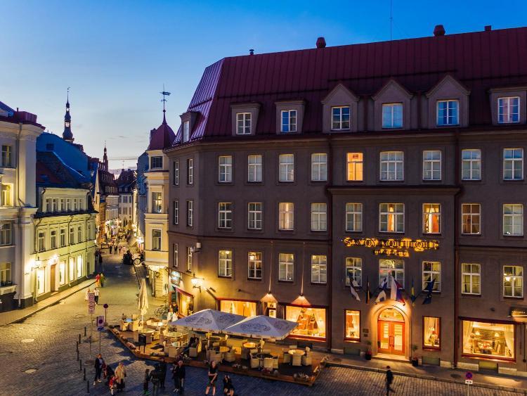 Suur-Karja 17, Tallinn, Estonia.