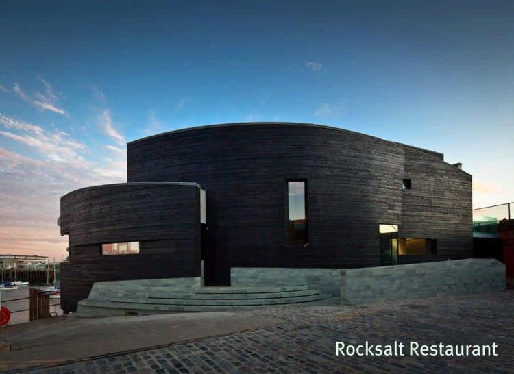 Rocksalt, 4-5 Fish Market, Folkestone, Kent CT19 6AA, England.
