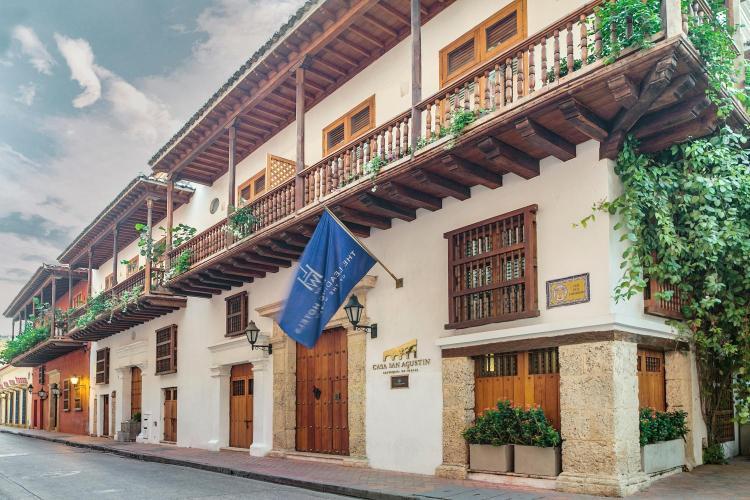 Centro, Calle de la Universidad No. 36 - 44, Cartagena, Colombia.