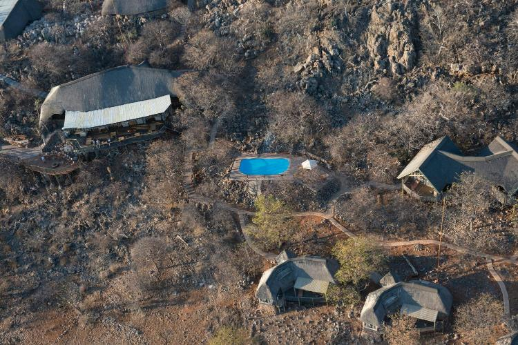 Nelson Mandela Avenue 102A, 9000 Okaukuejo, Namibia.